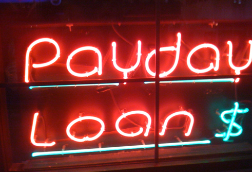 payday-loans-neon-sign